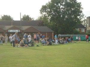 D1 - Twyford 1st vs Tiddington 1st @ Twyford Cricket Club | Twyford | England | United Kingdom