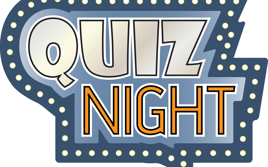 Quiz Night – 26th January 2019