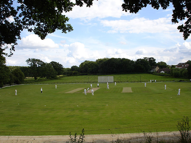 Tiddington vs Bledlow Village (Friendly)