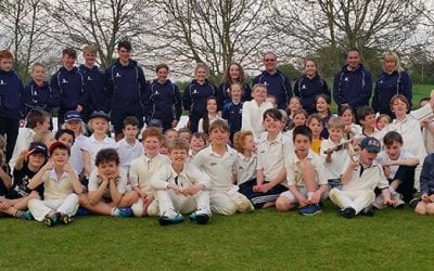 Tiddington Youth Cricket 2020