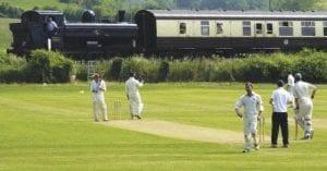 D9 - Bledlow Ridge 2nd vs Tiddington 3rd @ Bledlow Village Cricket Club | England | United Kingdom