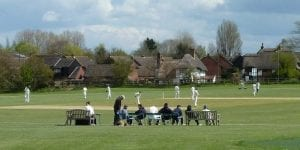 D9 - Thame Town 4th vs Tiddington 3rd @ Thame Town Cricket Club (Lord Williams Upper School) | England | United Kingdom