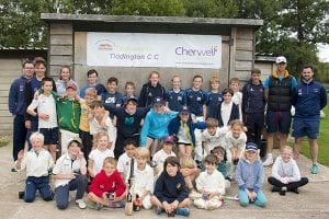 U13 - Thame vs Tiddington 2019 @ Thame Cricket Club | Thame | England | United Kingdom