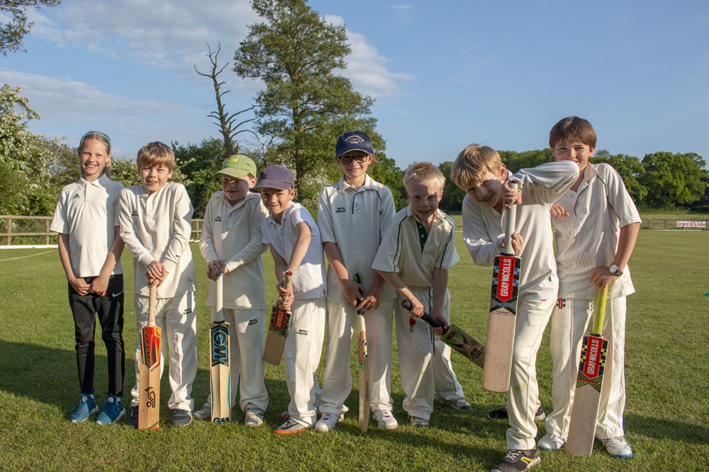 Tiddington U9 vs Oxford U9 - 14th May 2018