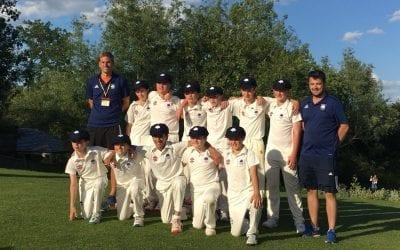 Wheatley Park Win Midlands Area Final