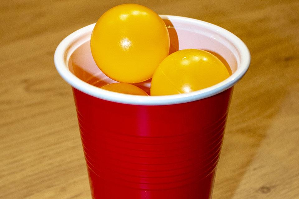 Beer Pong 2018