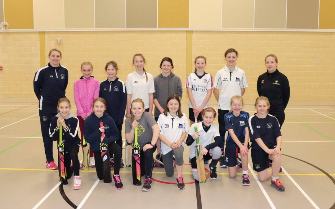 Girls U13 Indoor Cricket Competition 2019