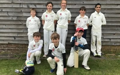 U11 Away to Horspath – 5th May 2019