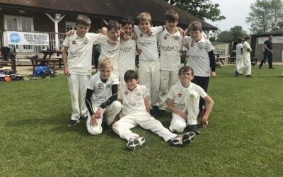 U11 Home to Warborough – 19th May 2019
