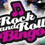 Rock n Roll Bingo - 16th November 2019