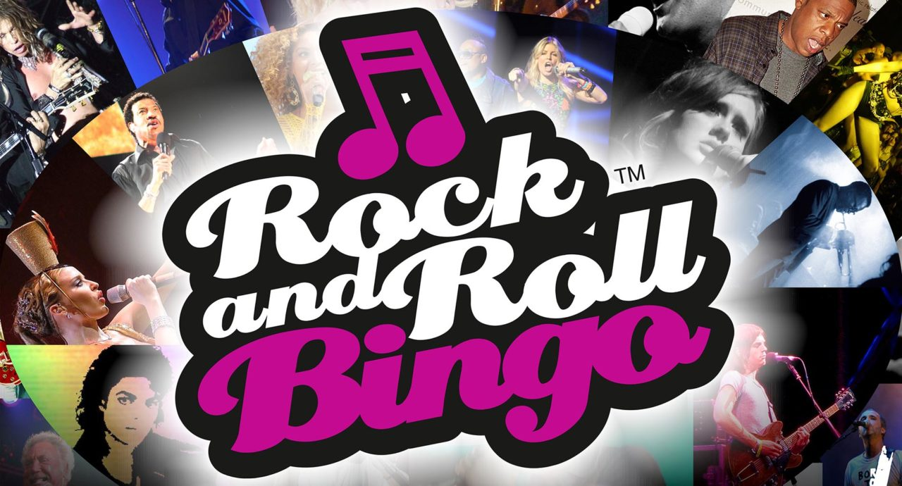 Rock n Roll Bingo - 16th November 2019