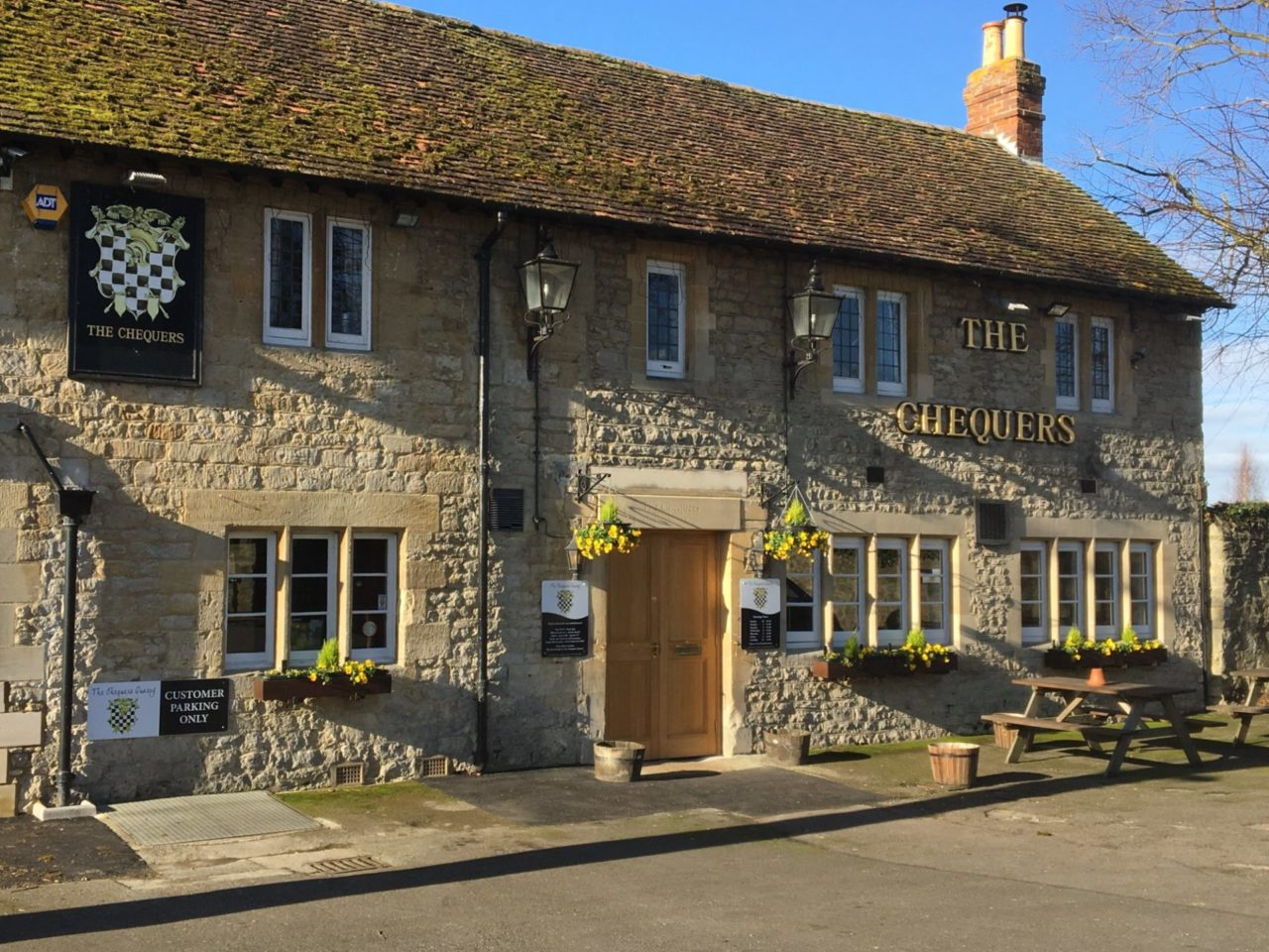 The Chequers, Quarry